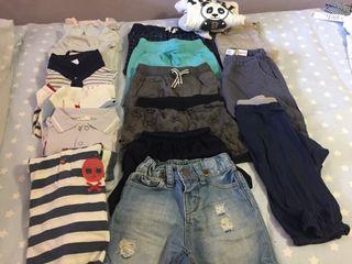 Pack de ropa de 12 a 18 meses
