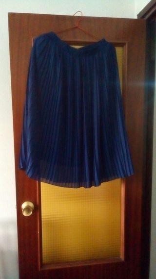 falda volantes (M)