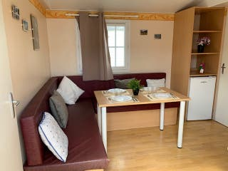 Preciosa casa movil módulo de 8x3,70 m 2 hab