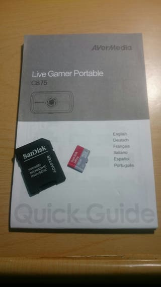 Avermedia Live Gamer Portable (LGP)