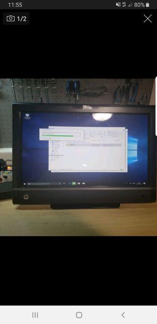 Ordenador Tactil HP TouchSmart 610
