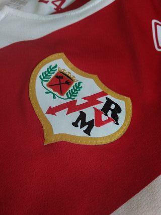 Camiseta exclusiva Rayo Vallecano