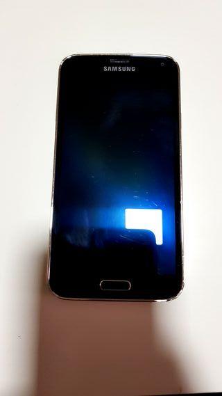 Samsung Galaxy S5 + accesorios
