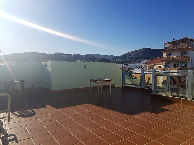 Ático Torre de Benagalbón 2 dormitorios solarium (Torre de Benagalbón, Málaga)