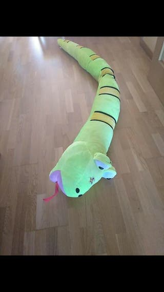 REGALO PELUCHE SERPIENTE