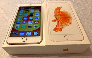 iPHONE 6S PLUS ROSADO DE 64 Gb.
