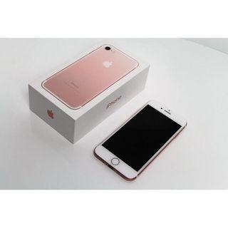 Iphone 7 oro rosa de 32 GB