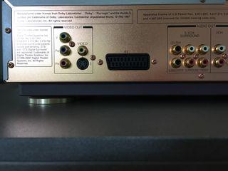 DVD Video Audio Toshiba SD-900E