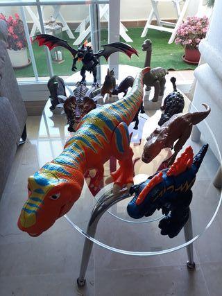Colección de Dinosaurios