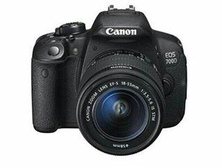 Kit Canon Eos 700D , objetivo 18-55 mm