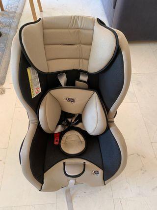 Baby auto grupo 1 y silla de 15 a 36 Kg