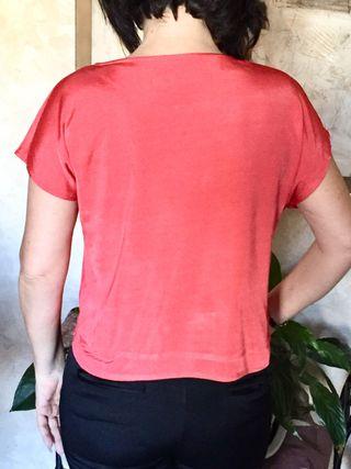 Camiseta. Talla S