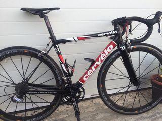 Bicicleta carbono Cervelo R3