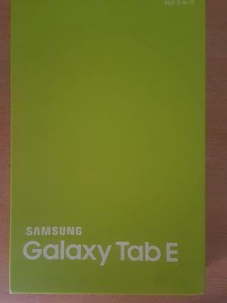 Caja vacía Samsung Galaxy Tab E