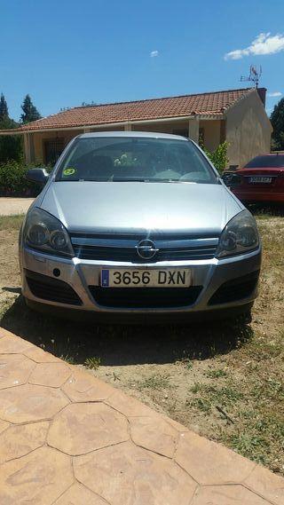Opel Astra 2006 1.7cdti pegatina C
