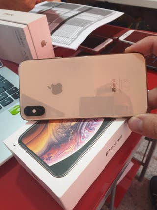 iphone xs 256 gb oro dorado y rosa