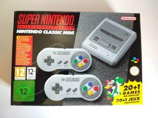 SNES Classic Mini (Super Nintendo)