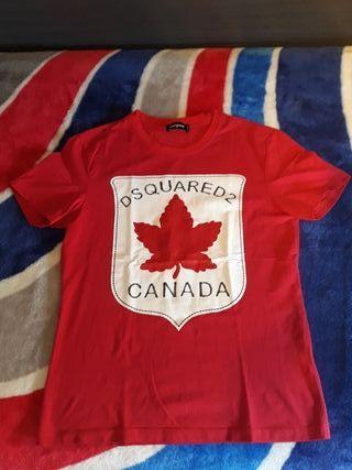 Camiseta Dsquared