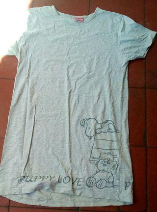camisón pijama snoopy (L)