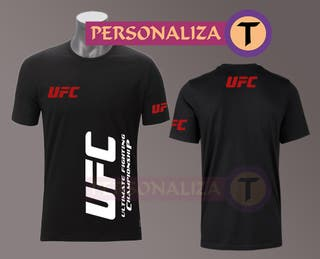 "Camiseta UFC ""Ultimate Fighting Championship"" MMA"