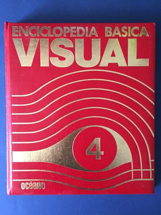 Enciclopedia Visual 8 Tomos
