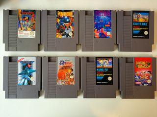 Nintendo NES - Juegos