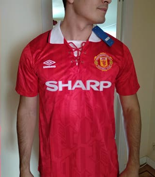 Camiseta Retro Manchester 1992