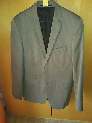 Traje chaqueta Zara