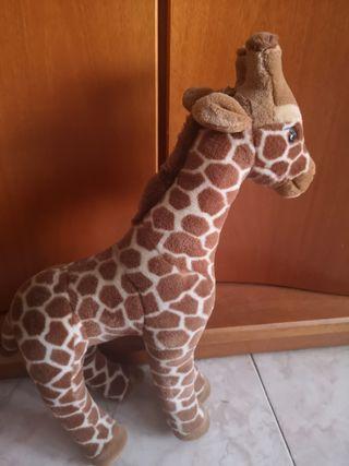 Peluche jirafa 47x22cm