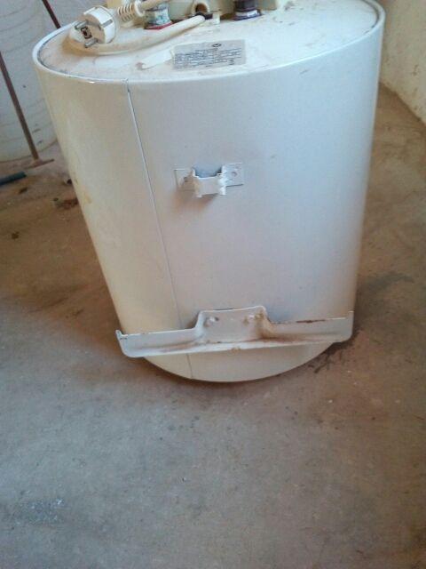 vendo calentador de agua de 50 litros