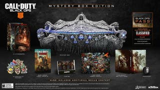 Call of Duty Blakops4 Mistery Box Ps4