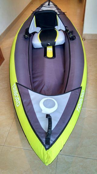 kayak hinchable itiwit1+accesorios