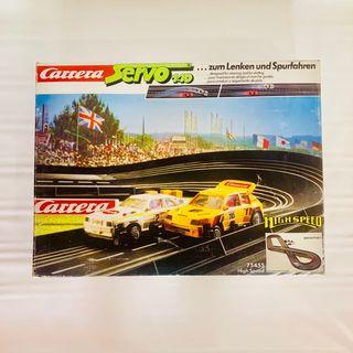 Circuito Slot CARRERA SERVO 140 75455