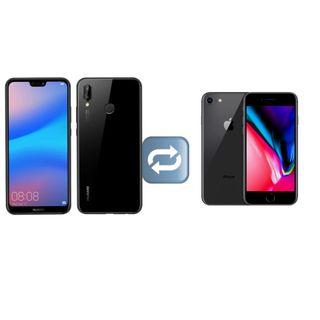 cambio Huawei p20lite
