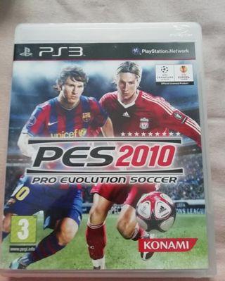 Pro revolution 2010 Ps3
