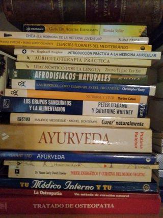 Libros de Naturopatia