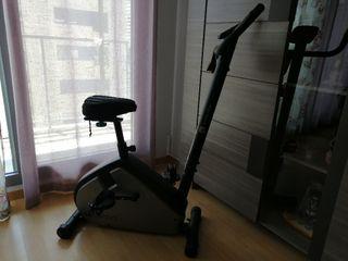 Bicicleta estática Domios essential+