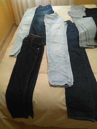Pantalones chica talla 36