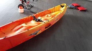 kayak rtm 2 plazas