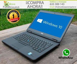 Portátil Dell Latitude E5440, i5 / Cam / 8Gb / Win