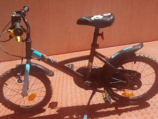 "Bicicleta Btwin pirata 16"""