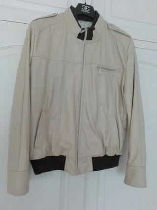 Jaqueta de Cuero