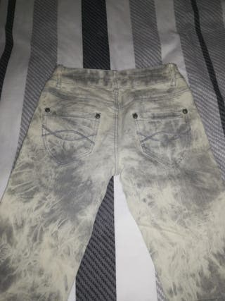 Pantalón de niña strech. Talla 10-11