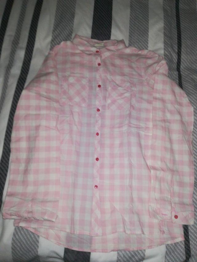 Camisa niña Zara. Talla 13-14
