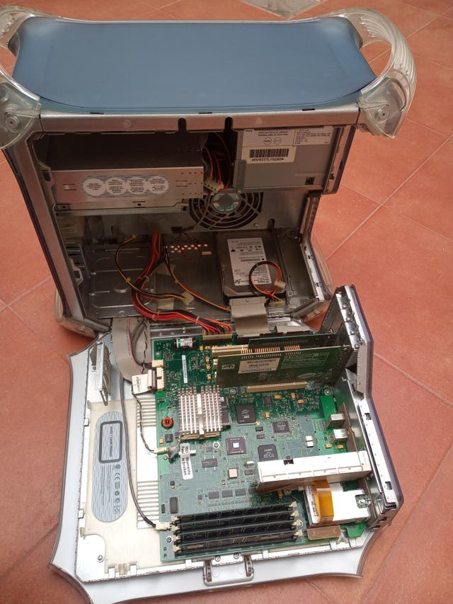 Power Mac G4/400