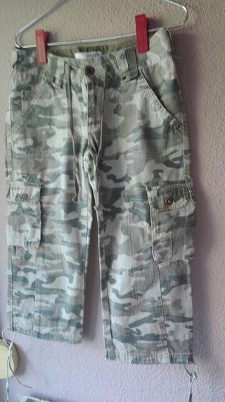 1dbeb71394 Pantalones camuflaje de segunda mano en Madrid en WALLAPOP