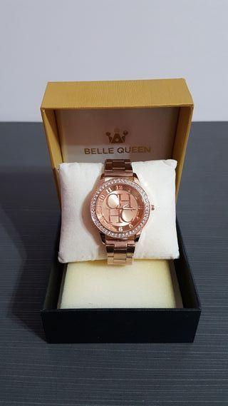 2d096c924b16 Reloj de oro mujer de segunda mano en Madrid en WALLAPOP