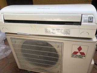 Aire acondicionado Mitsubishi inverter.