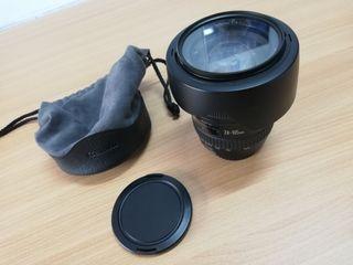 Canon 24mm - 105mm ULTRASONIC con estabilizador.