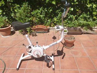 Bicicleta estatica. Como nueva